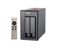 QNAP TS-251+-2G (2xHDD, 4x2-2.42GHz, 2GB, 4xUSB, 2xLAN) - 300240 - zdjęcie 1