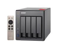 QNAP TS-451+-8G (4xHDD, 4x2-2.42GHz, 8GB, 4xUSB, 2xLAN) - 289945 - zdjęcie 1