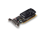 PNY Quadro P1000 4GB GDDR5  - 382964 - zdjęcie 2