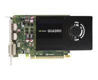 PNY NVIDIA Quadro K2200 4GB GDDR5  - 382988 - zdjęcie 4