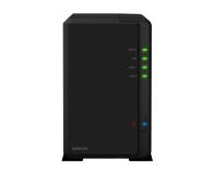Synology Rejestrator NVR1218 (2xHDD, 2x1GHz, 1GB, HDMI) - 383404 - zdjęcie 3