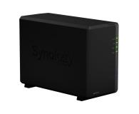 Synology Rejestrator NVR1218 (2xHDD, 2x1GHz, 1GB, HDMI) - 383404 - zdjęcie 2