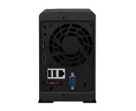 Synology Rejestrator NVR1218 (2xHDD, 2x1GHz, 1GB, HDMI) - 383404 - zdjęcie 4