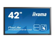 iiyama TH4265MIS LFD dotykowy  - 380494 - zdjęcie 1