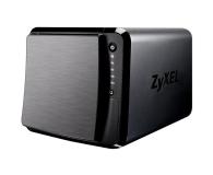 Zyxel NAS542 (4xHDD, 2x1.2GHz, 1GB, 3xUSB, 2xLAN, SD) - 308108 - zdjęcie 1