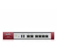 Zyxel USG60 (4x100/1000Mbit 2xWAN) +licencja 1 rok - 359177 - zdjęcie 1