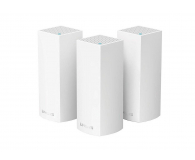 Linksys Velop Mesh WiFi (2200Mb/s a/b/g/n/ac) zestaw 3szt. - 344854 - zdjęcie 1