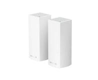Linksys Velop Mesh WiFi (2200Mb/s a/b/g/n/ac) zestaw 2szt. - 344848 - zdjęcie 1