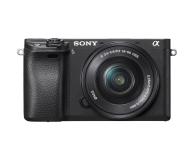 Sony A6300 + 16-50mm czarny  - 383868 - zdjęcie 2