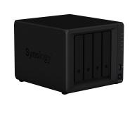 Synology DS918+ (4xHDD, 4x1.5-2,3GHz, 4GB, 2xUSB, 2xLAN) - 384148 - zdjęcie 4