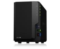 Synology DS218+ 2TB (2xHDD, 2x2-2.5GHz, 2GB, 3xUSB, 1xLAN)  - 483564 - zdjęcie 2