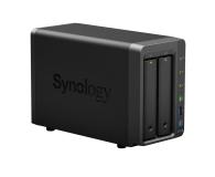 Synology DS718+ (2xHDD, 4x1.5-2.3GHz, 2GB, 3xUSB, 2xLAN) - 384109 - zdjęcie 2