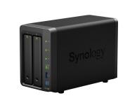 Synology DS718+ (2xHDD, 4x1.5-2.3GHz, 2GB, 3xUSB, 2xLAN) - 384109 - zdjęcie 1