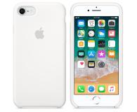 Apple Silicone Case do iPhone 7/8 White - 384325 - zdjęcie 2