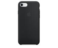 Apple Silicone Case do iPhone 7/8 Black - 384327 - zdjęcie 1