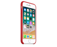 Apple Silicone Case do iPhone 7/8 (PRODUCT) RED - 384329 - zdjęcie 3