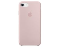 Apple Silicone Case do iPhone 7/8 Pink Sand - 384335 - zdjęcie 1
