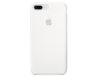 Apple Silicone Case do iPhone 7/8 Plus White - 384338 - zdjęcie 1