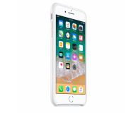 Apple Silicone Case do iPhone 7/8 Plus White - 384338 - zdjęcie 3