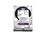 WD PURPLE 2TB IntelliPower 64MB  - 367206 - zdjęcie 1