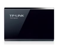 TP-Link Injector PoE 1Gbit (LAN+DC -> PoE 15,4W) nadajnik - 200607 - zdjęcie 1