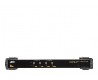 ATEN CS9134Q9 RACK PS/2 + VGA + audio (4 komputery) - 29896 - zdjęcie 1
