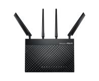 ASUS 4G-AC68U (1900Mbps a/b/g/n/ac (LTE) 4xLAN  - 381358 - zdjęcie 2