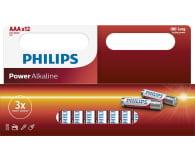 Philips Power Alkaline AAA 12szt - 381282 - zdjęcie 1