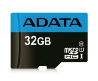 ADATA 32GB microSDHC Premier 85MB/s A1 V10 C10 UHS-I  - 401957 - zdjęcie 1