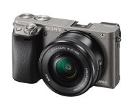 Sony ILCE A6000 + 16-50mm szary  - 403099 - zdjęcie 1