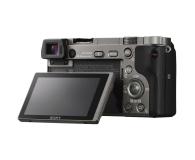 Sony ILCE A6000 + 16-50mm szary  - 403099 - zdjęcie 3