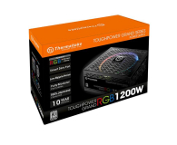 Thermaltake Toughpower Riing 1200W 80 Plus Platinum - 402378 - zdjęcie 8