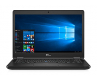 Dell Latitude 5480 i5-7440H/16GB/256/10Pro GT 930MX FHD - 364737 - zdjęcie 8
