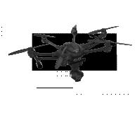 Yuneec Typhoon H PRO Intel RealSens Plecak + 2 Aku - 403184 - zdjęcie 4