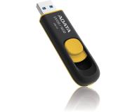 ADATA 16GB DashDrive UV128 czarno-żółty (USB 3.1)  - 403507 - zdjęcie 2
