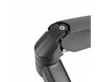 SilentiumPC Pojedynczy uchwyt montażowy z podnośnikiem gazowym - 404006 - zdjęcie 3