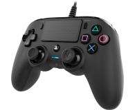 Nacon PS4 Compact Controller Black - 404211 - zdjęcie 1