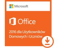 Microsoft Office 2016 dla Użytk. Domowych i Uczniów ESD - 404475 - zdjęcie 1