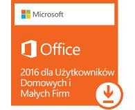 Microsoft Office 2016 dla Użytk. Domowych i Małych Firm ESD - 404477 - zdjęcie 1