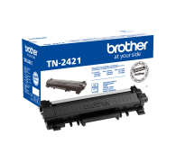 Brother TN2421 Black 3000 str. (TN-2421) - 405203 - zdjęcie 1