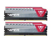 Pamięć RAM DDR4 Patriot 8GB 2800MHz Viper Elite Red CL16 (2x4GB)