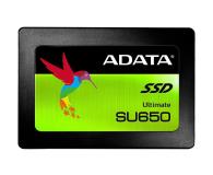 ADATA 480GB 2,5'' SATA SSD Ultimate SU650  - 413553 - zdjęcie 1