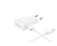 Samsung Ładowarka Sieciowa 1x 2A biały - 379605 - zdjęcie 1