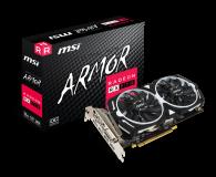 MSI Radeon RX 570 ARMOR OC 8GB GDDR5  - 405828 - zdjęcie 1