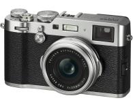 Fujifilm X100F srebrny  - 406206 - zdjęcie 1