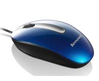 Lenovo Optical Mouse M3803 (niebieski)  - 381750 - zdjęcie 1
