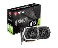 Karta graficzna NVIDIA MSI GeForce RTX 2070 ARMOR 8GB GDDR6