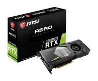 MSI GeForce RTX 2070 AERO 8GB GDDR6 - 456602 - zdjęcie 1