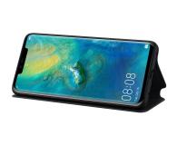 Huawei Etui z Klapką Wallet do Huawei Mate 20 Pro czarny  - 454208 - zdjęcie 4