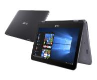 ASUS VivoBook Flip 12 N5000/4GB/500GB/Win10 Grey - 456866 - zdjęcie 1